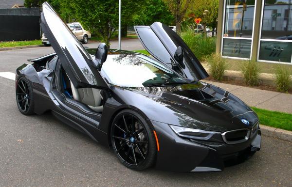 2015 Bmw I8 M Car Company