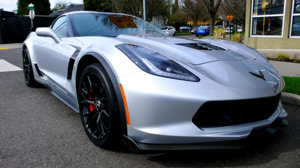 2015 Corvette Z06 Zo7 Performance M Car Company