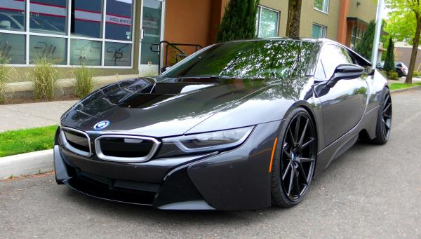 2015 Bmw I8 M Car Company