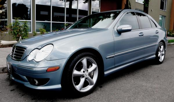 2005 Mercedes C230 Kompressor M Car Company