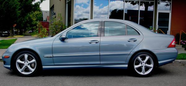 2005 Mercedes C230 Kompressor M Car Company