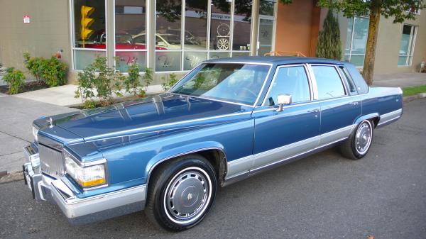 1992 Cadillac Brougham   M Car Company
