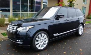 2016 Range Rover LWB Supercharged