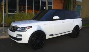 2015  Range Rover Supercharged