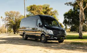 2017 Mercedes Bespoke Sprinter