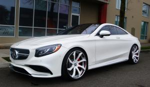 2016 Mercedes AMG S63 Coupe