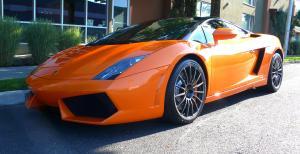 2011 Lamborghini Gallardo LP550-2
