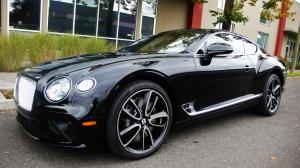 2021 Bentley  GT Coupe W12