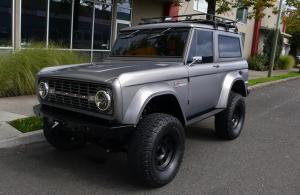 1968 Ford Bronco Restomod