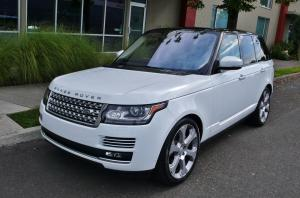 2016 Land Rover Autobiography