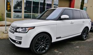 2017 Range Rover  5.0 Supercharged