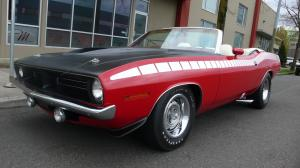 1970 Plymouth Hemi Cuda AAR
