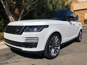 2018 Range Rover Autobiography