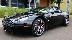 2009 Aston Martin Vantage V8