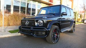 2020 Mercedes G63 AMG 4matic